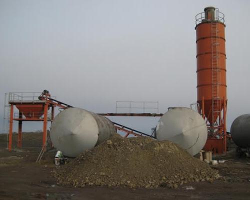 смешивание смесей стабилизаторов грунта
