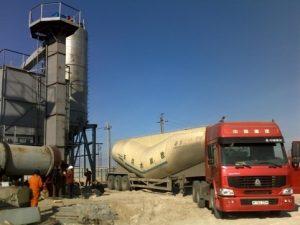 поставка стабилизаторов грунта